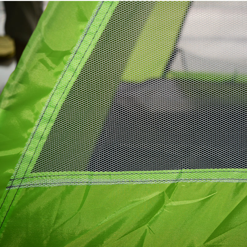 3-4 Person Large Double Layer Tent for Outdoor Camping Hiking Hunting Fishing Travel Picnic Tourist Emergency Tent 320x210x145cm (4)