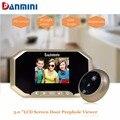 Danmini 3,0 ''TFT Lcd-bildschirm 1.3MP HD Kamera Video Türklingel 145 grad weitwinkel Nachtsicht Digitale Tür Guckloch Viewer