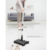 Broom Mopping Wiper Robot USB Charging Battery Powered Handheld Washer Electric Mop Floor Cleaning Furniture Wireless Household