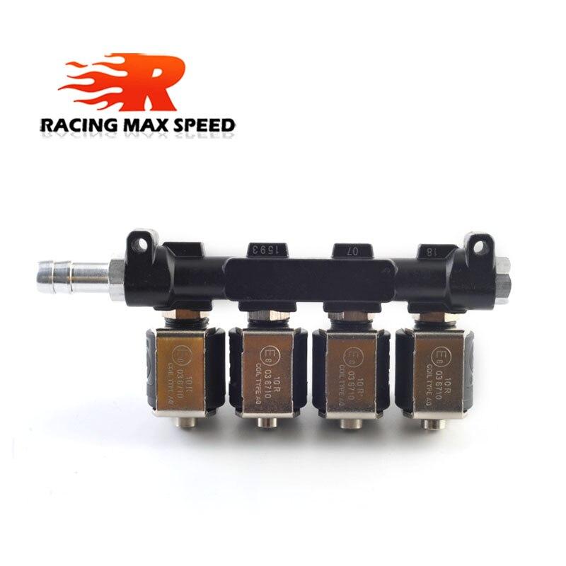 LPG/CNG последовательная топливная система впрыска авто комплект для преобразования газа Форсунка 2 или 3 ом автомобильный инжектор