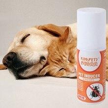 Быстро и легко убивает блох клещей репеллент лечения Вшей Спрей для собак кошек