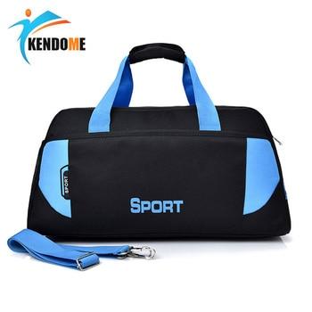 New Sport Bag Training Gym Bag Men Woman Waterproof Fitness Bags Durable Multi-function Handbag Outdoor Tote Yoga Bag 1