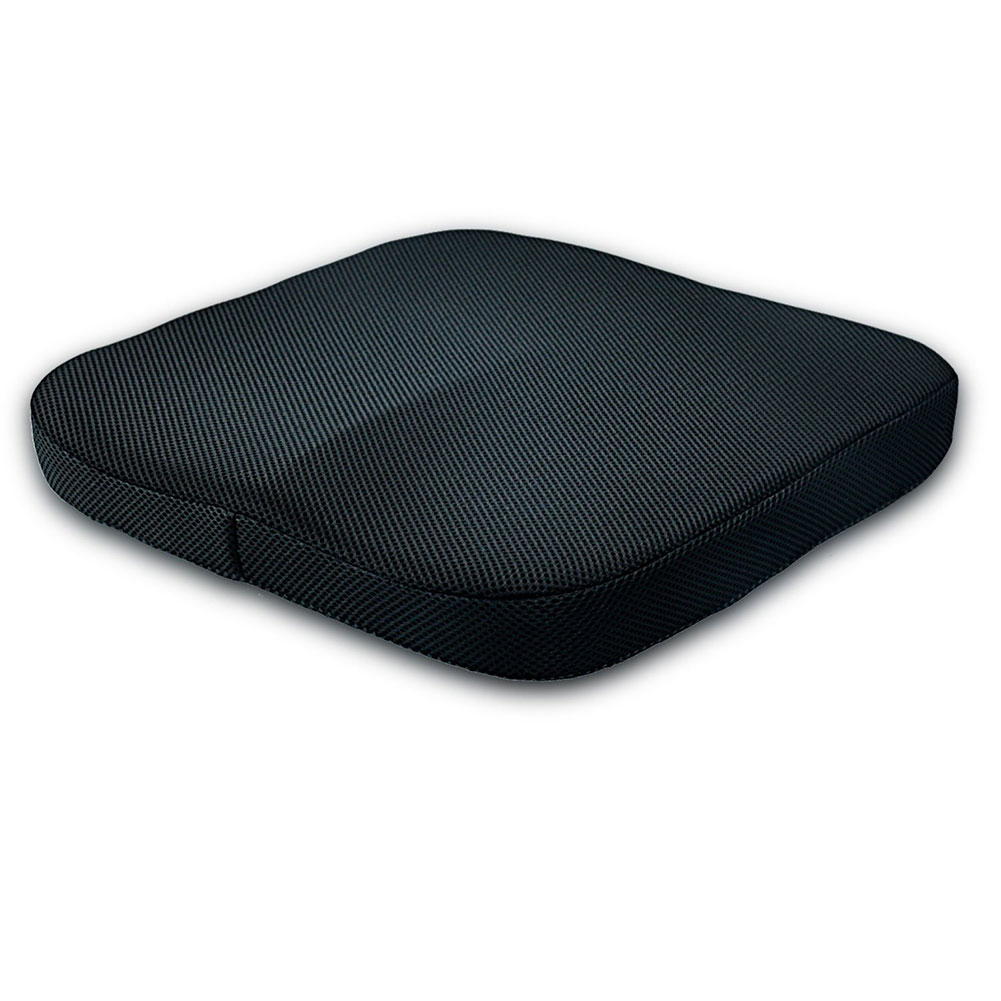Home Pressure Relief Wheelchair Back Pain Soft Memory Foam Seat Cushion Orthopedic Portable Office Car Chair Pad