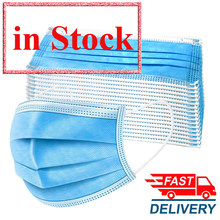 1pcs Mouth Mask Gasket Filter Cotton Core Replaceable Breathable Isolation Pad Anti Dust Mouth Mask Mat 3 Layers(China)