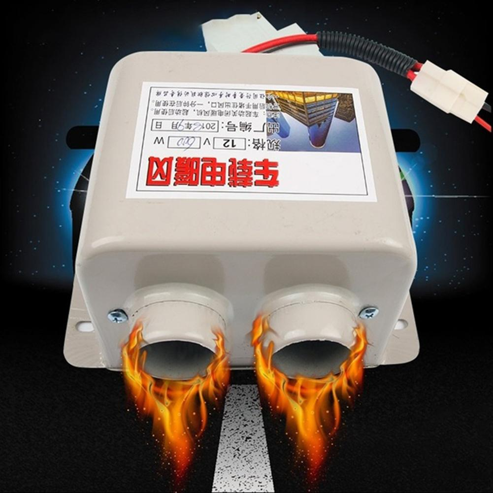 24V 800W Windscreen Car Portable Heater Air Fast Heater Defroster Demister