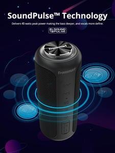Portable Speaker Usb-Flash-Drive Tf-Card NFC Upgraded-Edition Bluetooth Tronsmart T6