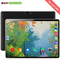 BDF nowy Tablet Pc 10 Cal Android 7.0 czterordzeniowy Google Play 3G telefon podwójne karty SIM 1280x800 IPS tablety mobilne 10.1 Cal Tab