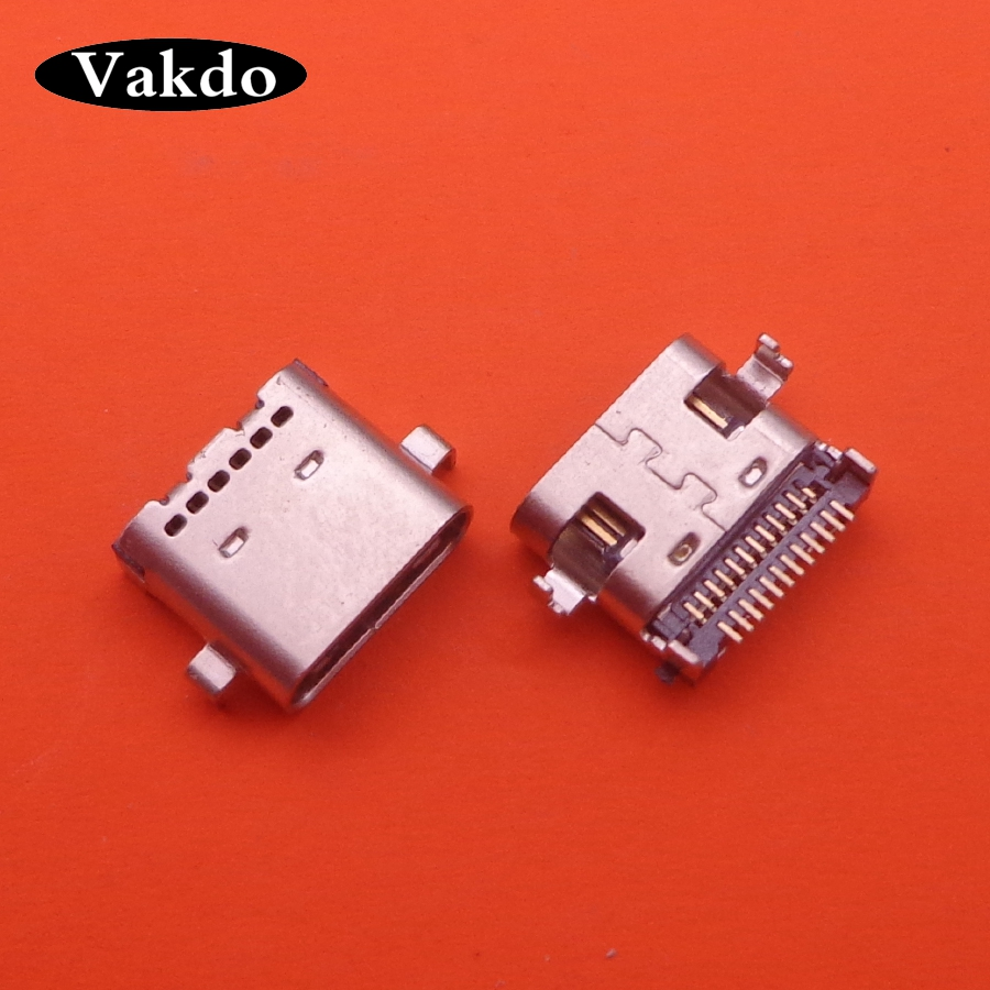 2pcs micro usb <font><b>charge</b></font> charging jack connector socket jack power dock replacement repair For <font><b>BlackView</b></font> BV9000 BV7000 <font><b>Pro</b></font> image