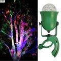 Светодиодный светильник  наружный проектор  садовый светильник  романтическое изменение цвета  эффект светлячка  дерево  светильник s IP65  во...
