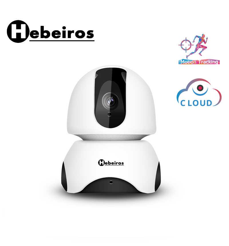 Hebeiros HD 1080P домашняя камера видеонаблюдения интеллектуальное автоматическое отслеживание облачного хранения мини умный дом Wifi IP камера