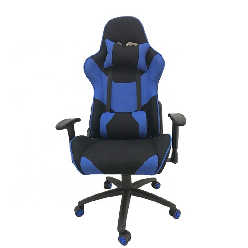 Racing Style High-back Swivel Fabric Wholesale LOL Dota2 Gaming Chair Oem