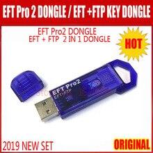 2020 nowy oryginalny klucz sprzętowy EFT Pro2/EFT + klucz FTP klucz 2 w 1 z UMF wszystkie kable rozruchowe