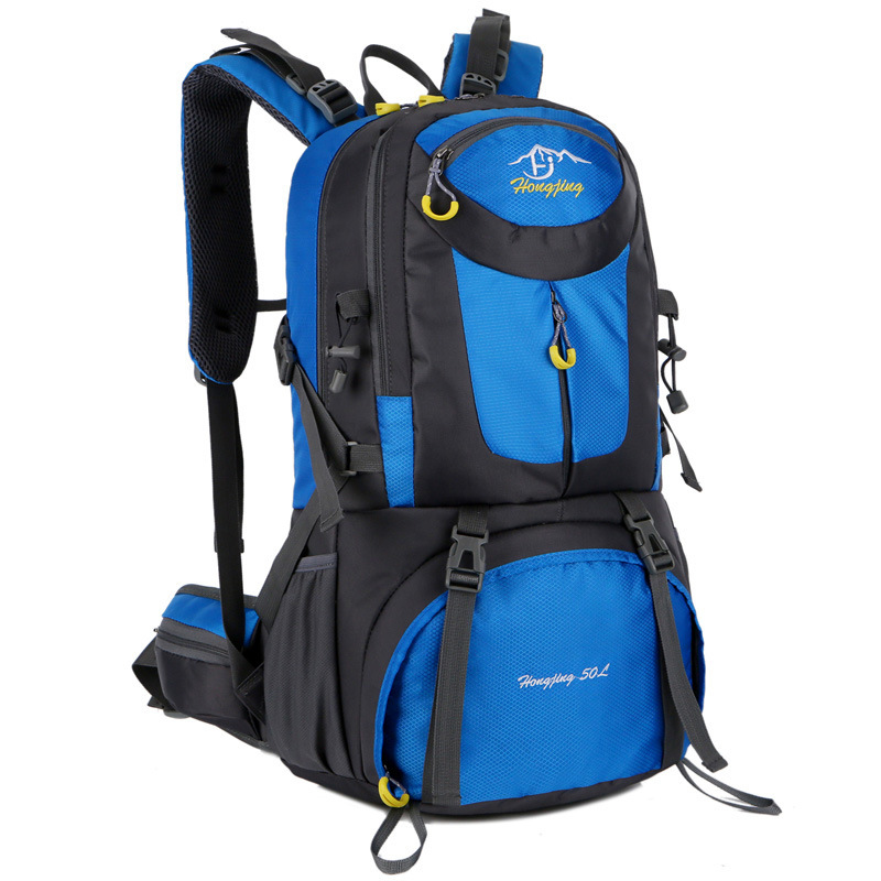 Outing Travel Outdoor Mountaineering Bag Hiking Travel Camping Sports Backpack Outing Camping Angling Equipment Supplies
