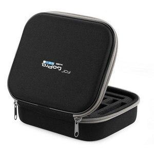 Image 2 - Waterdichte Sport Actie Camera Tas Voor Gopro Hero 9 8 7 6 5 4 3 SJ4000 Sj6000 SJ8 Xiaoyi 4K Osmo Action Case Voor Reizen Opslag