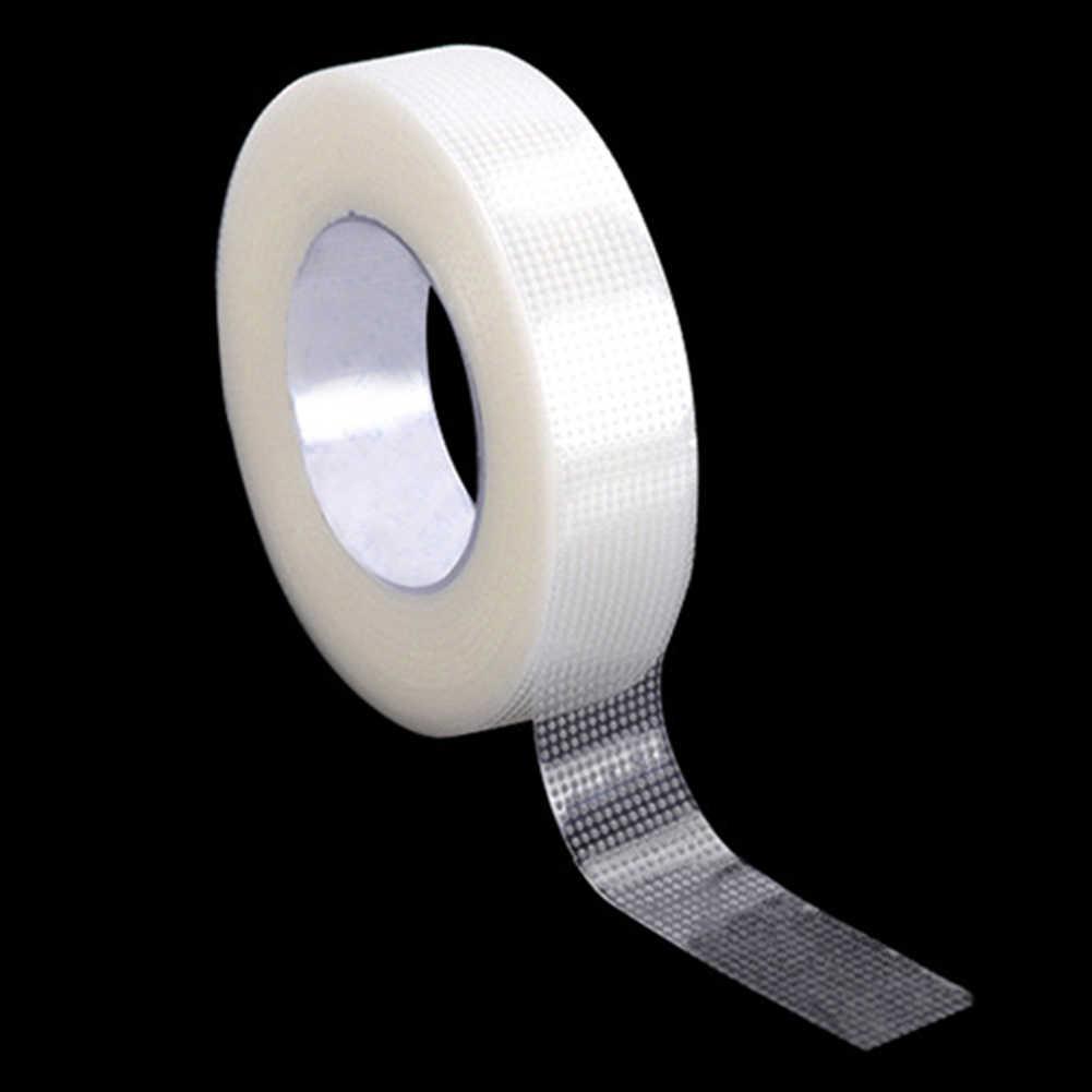 通気性医療まつげ粘着テープ分離上下まつげアイパッドのアップグレード不織布 PE 材料は