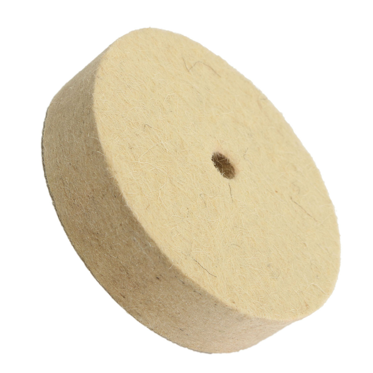1pc  6 Inch 150mm Polishing Buffing Wheel Wool Felt Polisher Disc Pad Abrasive Tools 150x25mm