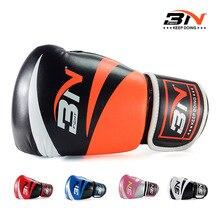 Боксерские перчатки для взрослых BN, Санда, перчатки Муай Тай, детские перчатки, тренировочные Боксерские перчатки для игры