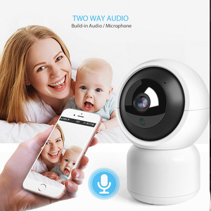 Image 3 - Smartcnet câmera de vigilância smart life, 720p 1080p ip 1m 2m sem fio wi fi câmera de vigilância cctv aparelho do bebê da câmera