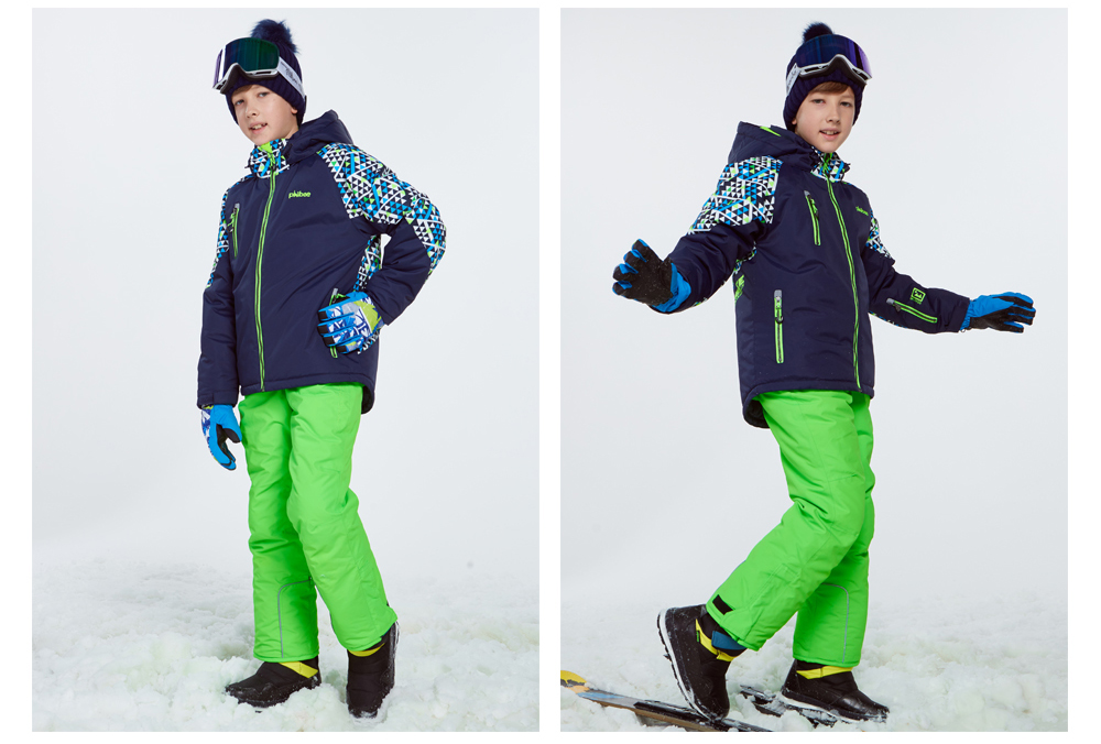 boys ski and snowboard jackets