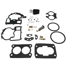 Carburetor Rebuild Kit for Mercury Marine Carb Repair Mercruiser 3.0L 4.3L 5.0L 5.7L