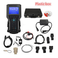 Tech2 Diagnostic Scanner Tis2000 Programming for Gm OBD2 Scan Tool incl Candi Interface 32MB Software Card tech 2 Scanner