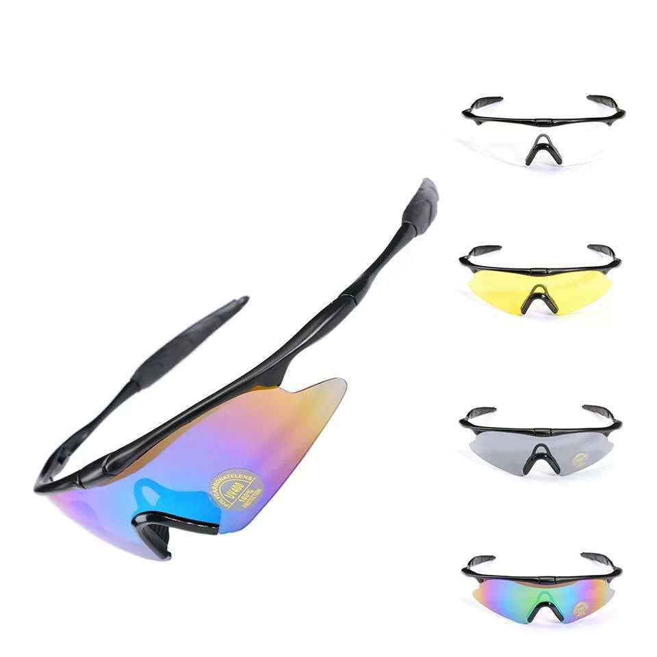 X100 Outdoor Sports Glasses Riding Windproof Eye-protection Goggles CS Wind-proof Glasses But Army Fans Glasses