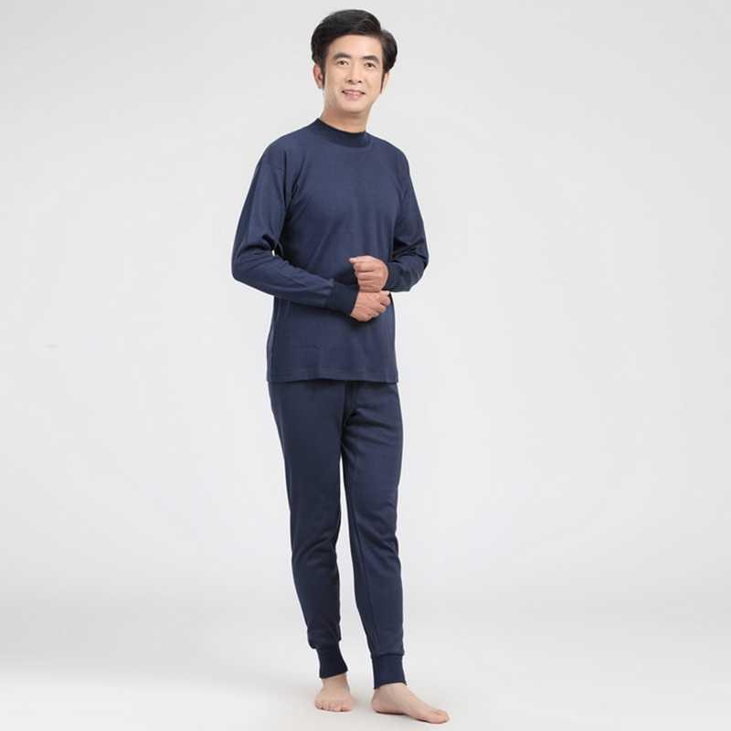 Sous-vêtement thermique homme ensemble couture modèles modèle bricolage WW-M737