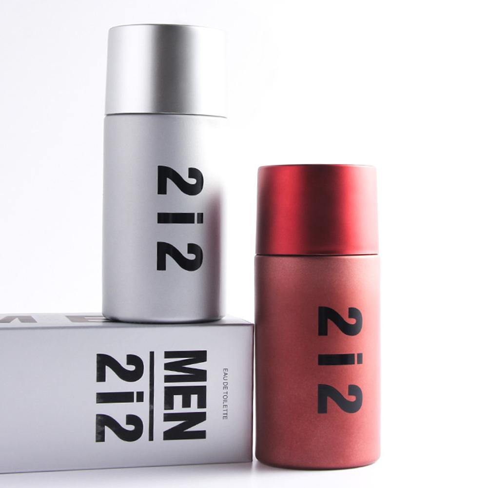 HobbyLane 100ml Fashion Man Perfume Deodorant Fragrance  Atomizer Bottle Glass Long Lasting Perfume Fragrance Water For Man