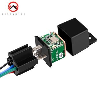 Latest Version MV720 Relay GPS Tracker Remote Control Anti-theft GSM Locator Anti-theft Monitoring GPS Tracker Upgraded LK720