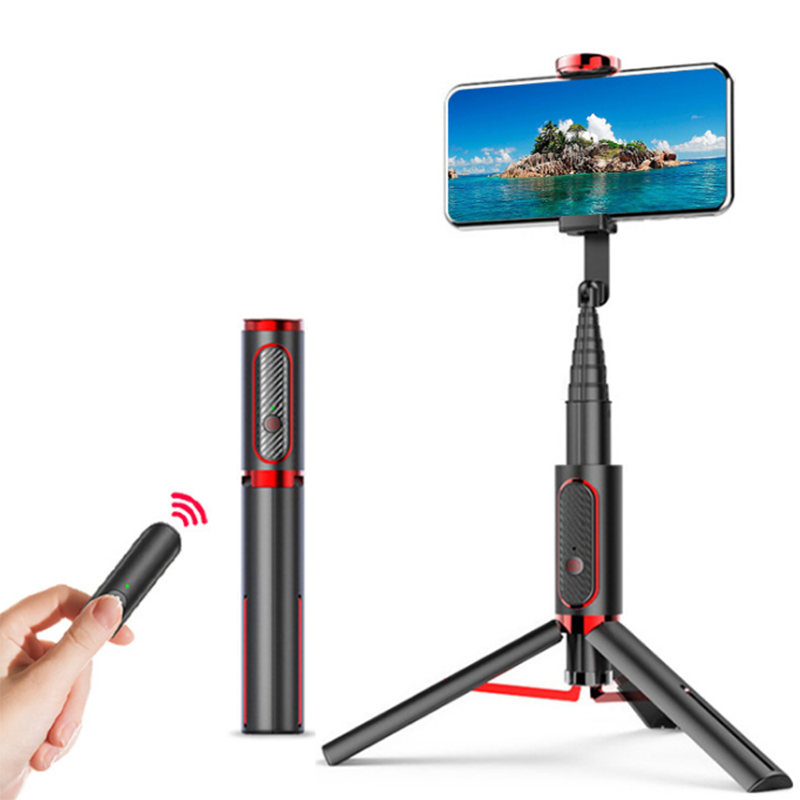 Bluetooth Selfie Stick Extendable Foldable Monopod Tripod Remote Shutter for Huawei P30 P30 Pro P20 Lite P20 Pro P10 Pro P10+