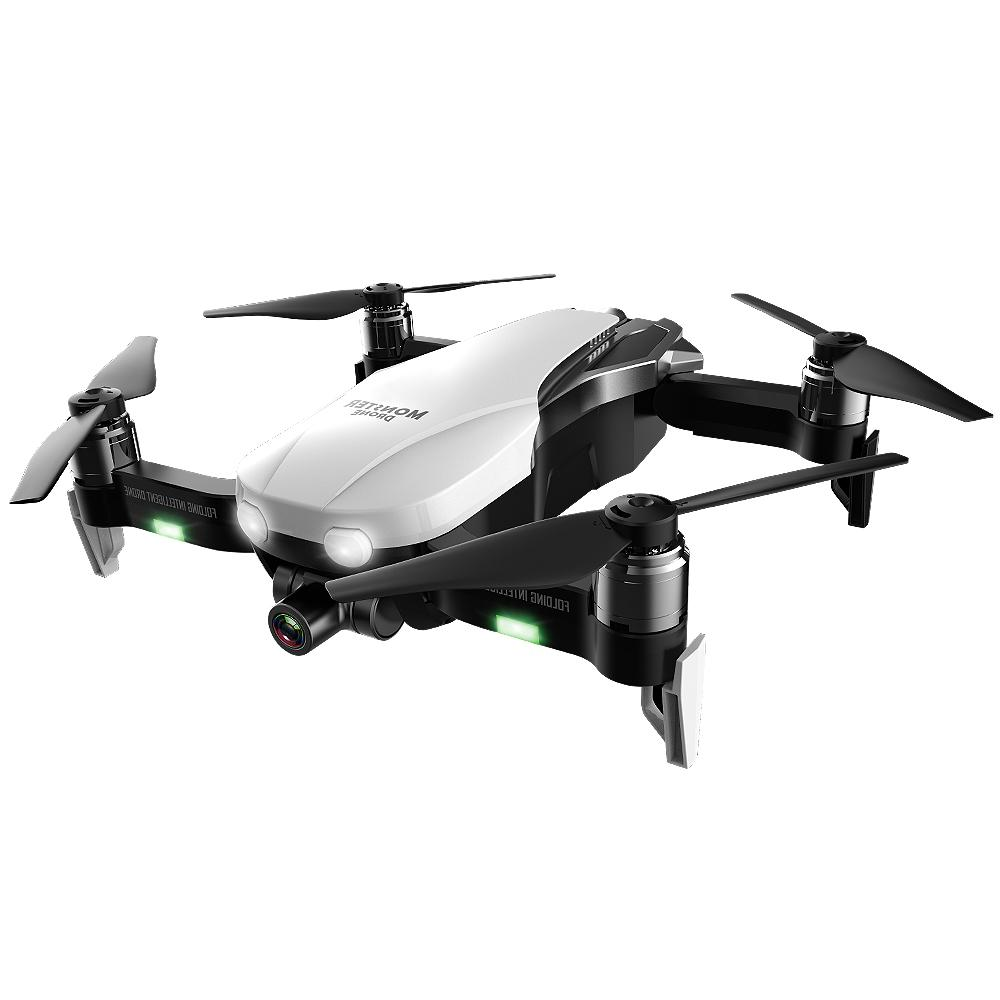 F8 Profissional FPV Vision 4K HD Camera Drone with Two-Axis Anti-Shake and GPS 12