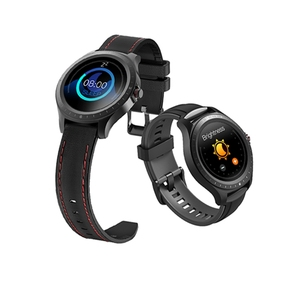 Image 5 - [ bluetooth 5.0 ] BlitzWolf BW HL2 Smart Watch 1.3 Full Round Touch Screen Heart Rate Blood Pressure O2 Monitor IP67 Smartwatch