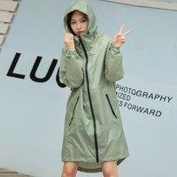 cloak Raincoat Women Waterproof Rain Coat Ponchos Jackets Female Chubasqueros mujer Impermeables