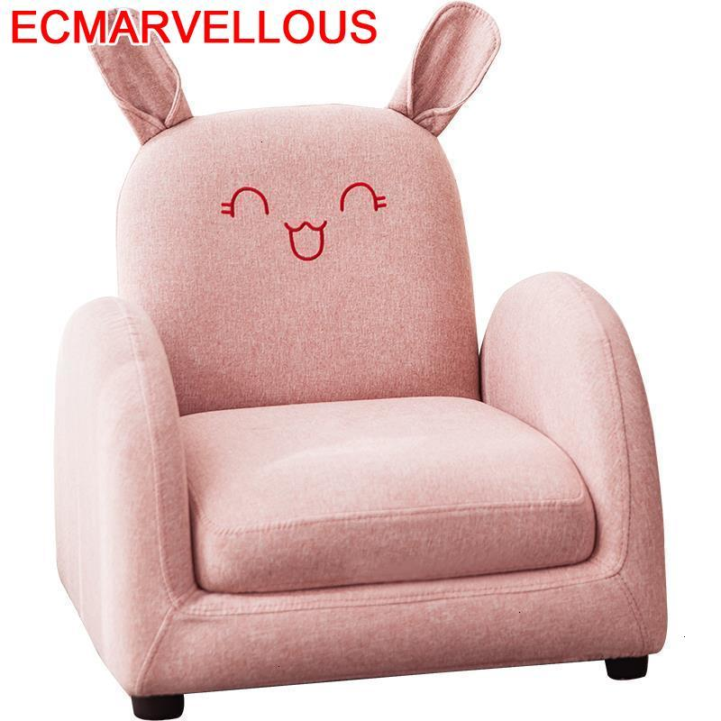 Boy Couch Small Infantiles Kids Chair A Coucher Lazy Bag Recamara Children Dormitorio Infantil Chambre Enfant Children's Sofa