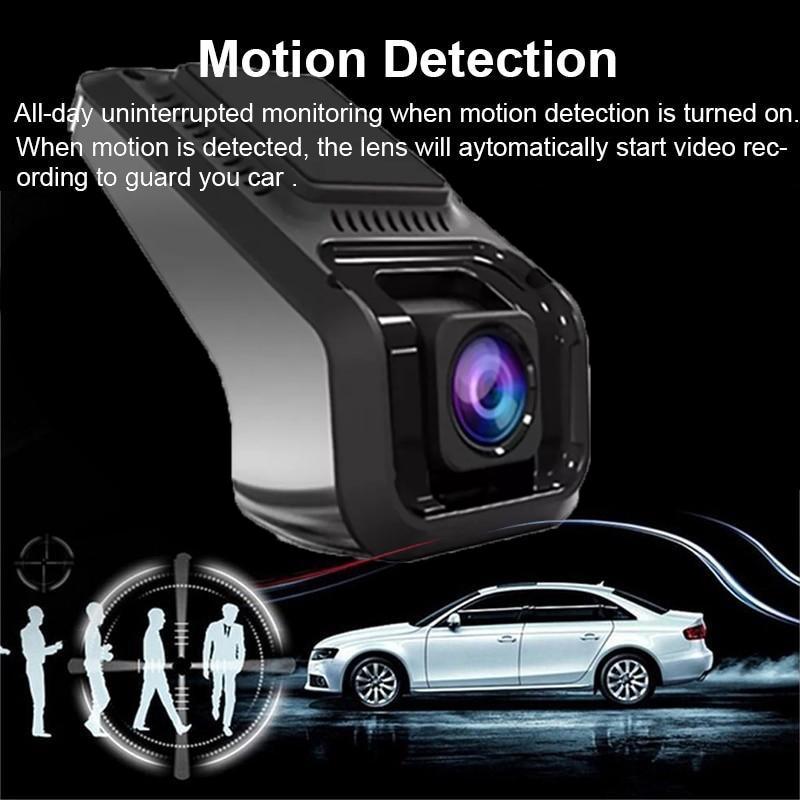 Car Dvr Dash Cam Video Recorder 1080P Dashcam Dash Camera Car USB DVR ADAS android Car recorder Night Version Auto Recorder 3