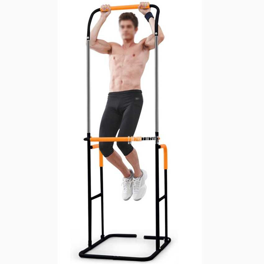 609 Multifunctional Pull Up Bar 5 Gears Adjustable Height For Whole Family Parallel Bar Device Indoor Fitness Horizontal Bar