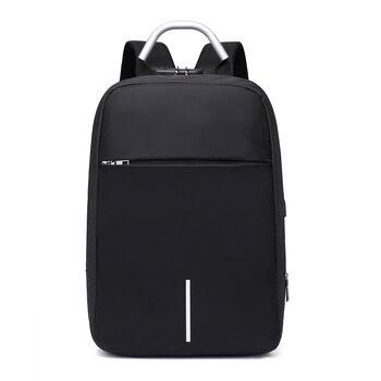 Men Multi-functional Anti Theft Backpack 15.6 8