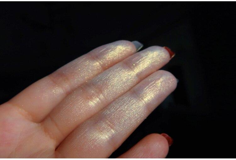 3d highlighter bronzer paleta maquiagem brilho rosto
