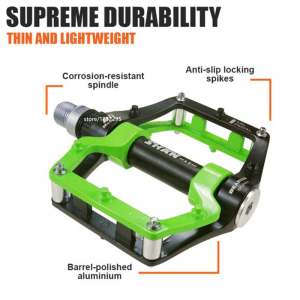 Image 4 - 2020 New Bicycle Pedals magnesium Aluminum alloy Pedal MTB Road Bike Pedals 5 colors optional