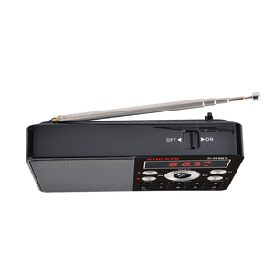 Image 5 - Xhdata D 318 Bt Fm Stereo Radio Mini Multifunctionele Draagbare Radio Ontvanger Ondersteuning Draadloze Telefoongesprekken A B Bluetooth Radio