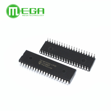 새로운 10pcs PIC18F4550 I/P DIP40 PIC18F4550 I/PT QFP44 IC PIC MCU 플래시 16KX16