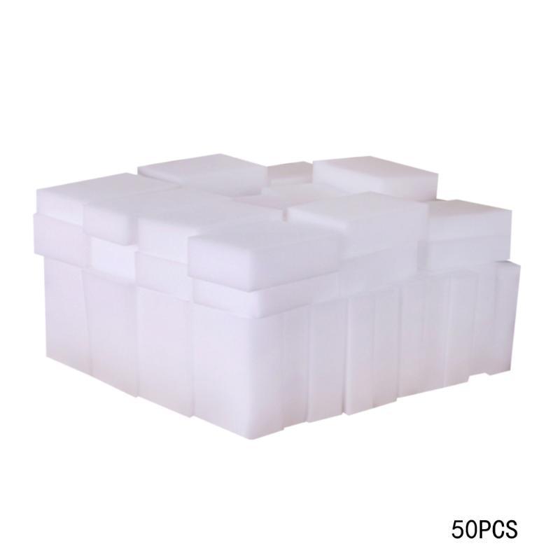 20/50/100pcs White Sponge Eraser 12