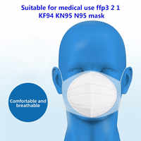 50/100 pieces of disposable disinfection mask pads for various grades of masks