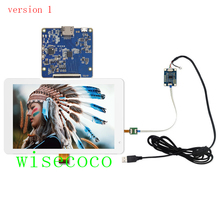 8.9 inch 2K IPS Display 2560*1600  MIPI LCD With Driver Board USB capactive Touch panel Raspberry Pi 3 Support Win 7 8 10