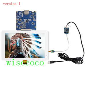 Image 1 - 8.9 inch 2K IPS Display 2560*1600  MIPI LCD With Driver Board USB capactive Touch panel Raspberry Pi 3 Support Win 7 8 10