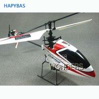 Hoge Kwaliteit WLtoys Verbeterde Versie V911 4CH 2.4Ghz Single Blade Propeller Radio Afstandsbediening RC Helicopter w/GYRO RTF-in RC Helikopters van Speelgoed & Hobbies op