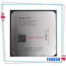 Amd Fx-Serie FX-8350 Fx 8350 4.0G Acht-Core Cpu Processor 125W FD8350FRW8KHK Socket AM3 +