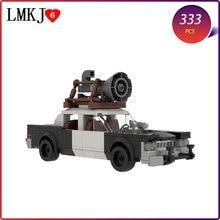Vблюз братья BluesMobile модель автомобиля Сделай Сам строительные блоки 333 шт. Известный фильм анимация коллекция кирпич Детский развивающий ...