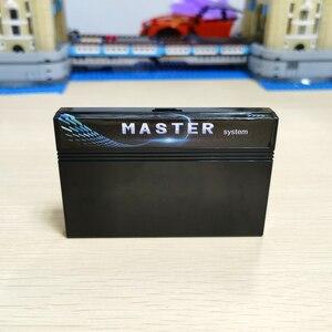Image 1 - Cartucho de 600 juegos en 1 para Master System, tarjeta de consola SEGA Master System de EE. UU. EUR