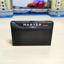 DIY 600 in 1 Master System Spiel Patrone für USA EUR SEGA Master System Spielkonsole Karte
